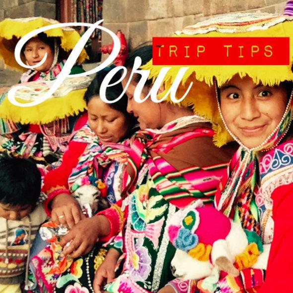 Rolf Magener Trip Tips Peru