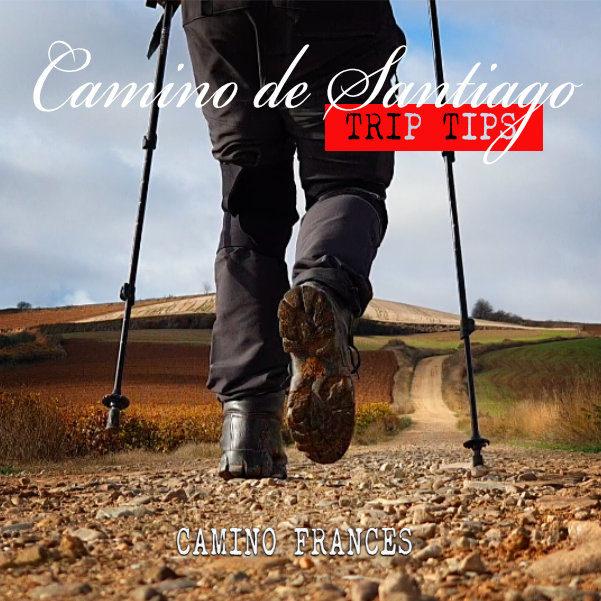 Trip Tips Camino de Santiago Cover Image